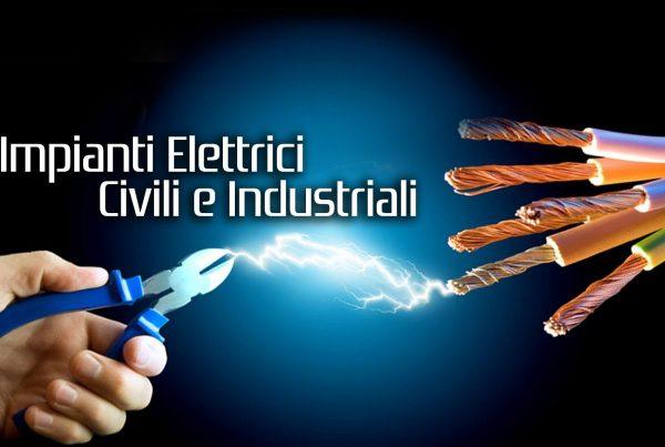categorie di impianti elettrici
